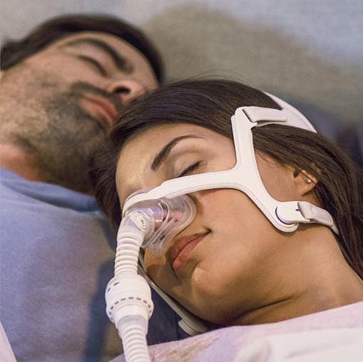 不同的家庭使用不同版型的呼吸机