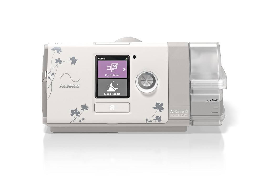 瑞思迈 AirSense 10 AutoSet fot Her Plus 全自动单水平呼吸机 舒缓型